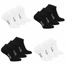 Herren Socken Bambus Super Soft Sneaker Füßlinge 3-15 Paar