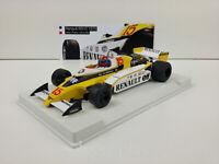 Slot car Scalextric SRC Renault F1 RS10 GP Gran Bretaña 1979 #15 J.P. Jabouille