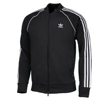 Adidas SST Tracktop Originals Jacke Sport  Freizeit Trainingsjacke black CW1256