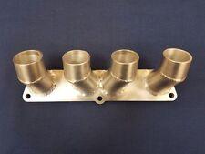 HONDA A18 collecteur admission adapté à ZZR1100 carburateurs