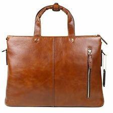 Unbranded Men's Leather Briefcases/Attaches