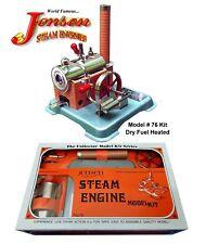 Jensen Model #76 Live Steam Engine kit fully machiened