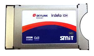 ORF Irdeto CI/CI+ 1.2 / 1.3 / 1.4 SMiT CAM Modul für ORF, 4k UHD TV, Dual Decode