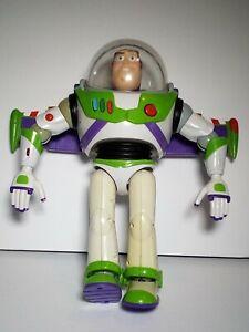 "BUZZ LIGHTYEAR 12"" Talking Action Figure THINKWAY TOYS TOY STORY Disney/Pixar"