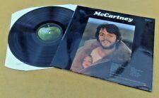 """ McCARTNEY ""  SENSATIONAL A2B2 UK RARE & EARLIEST EMI SLEEVED COPY L@@K !!"