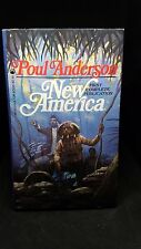 New America by Poul Anderson (1983, Paperback) Pinnacle Books. E-93