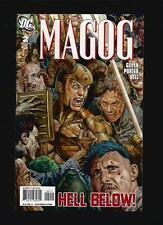 Magog us DC Bande dessinée vol1 # 2/'09