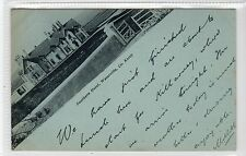 SOUTHERN HOTEL, WATERVILLE: Co. Kerry, Ireland Official Railway postcard (C15690