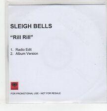 (ER869) Sleigh Bells, Rill Rill - 2011 DJ CD