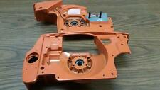 NEW Husqvarna 3120 XP Complete Crankcase with Bearings  *GLOBAL SHIPPING