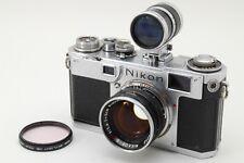 Exc+++++ Nikon Nippon Kogaku S2 late Nikkor-S.C SC 5cm 50mm f/1.4 Japan #Z195