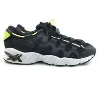 ASICS Tiger Men's GEL-Mai Black/Black Shoes H813N-9090