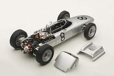 1:18 AUTOART PORSCHE 804 F1 1962 Jo Bonnier Nurburgring #8