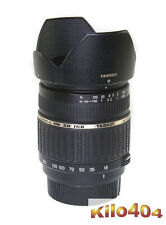 Tamron für Pentax 18-200mm 1:3,5-6,3 IF XR LD Asph. Macro * OVP * K-50 * KP * KP