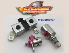 05-08 4R70W 4R75W 4R75E 3 PIECE SOLENOID KIT TCC EPC SHIFT FORD TRANSMISSION SET