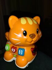 VTech Catch-Me-Kitty Excellent Condition & Working Condition + batterys CLEAN