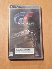 Gran Turismo Sony Playstation PSP Japan Import NEW UCJS-10100 with DL RARE