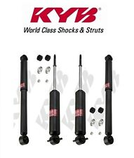 NEW Fits KYB 4 Shocks GMC Safari & Chevrolet Astro Van 2WD 344081 344082