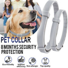 For Dogs Cats Flea And Tick 8 Months Protection Adjustable Pet Flea Neck Collar