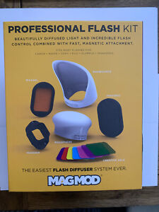NO RESERVE MagMod Professional Kit with MagGrip, MagSphere, MagBounce Etc MINT