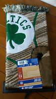 """Boston Celtic Baby Blanket NBA Baby Soft Thick Afghan Throw Shower Gift 36""""x 48"""""""