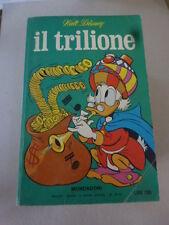 CLASSICI WALT DISNEY  N 41 -- 1980 IL TRILIONE  -- OTTIMO