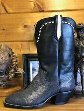 Tall! PAUL BOND BOOTS Size 10 D Men Custom Cowboy Boots