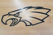 Philadelphia Eagles metal wall art plasma cut sign gift idea