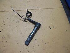 honda cb750 four rear back brake pedal shaft spindle 76 1971 1972 1974 1975 1973