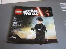 Lego Star Wars  5004406 First Order General Polybag Mint and Sealed