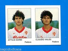 CALCIO FLASH '85 Lampo - Figurina-Sticker n. 391 -SORBI-VALIGI PADOVA-New