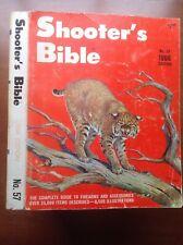Shooter's Bible No.57  1966 Edition