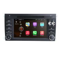 Porsche Cayenne Radio Stereo Car DVD GPS player head unit Android 9.0 RAM 2GB BT