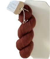 The Knitting Shed Hand Dyed DK yarn (Spitafields) Christmas Present For Knitters