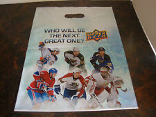 2013-14 Upper Deck Hockey---Shopping Bag---Who Will Be The Next Great One---VHTF