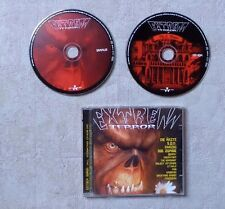 "CD AUDIO  / VARIOUS  ""EXTREM TERROR"" CD COMPILATION + CD-ROM ROCK ALTERNATIVE"