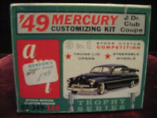 MIB 1963 1st ISSUE '49 Mercury Club Coupe Model/Kit AMT USA 02-349 Time Capsule!