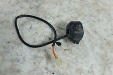 75 Suzuki RE5 RE 5 Rotary Wankel right hand control switch starter button