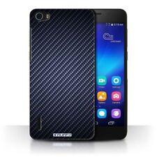 Étuis, housses et coques Pour Huawei Honor 6 en fibre de carbone pour téléphone mobile et assistant personnel (PDA) Huawei