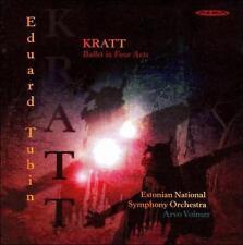 Iris Oja KRATT (BALLET IN FOUR ACTS), New Music