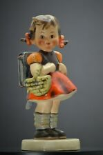 "Tmk 1 Goebel Hummel Figurine ""School Girl"" #81/0 ""Made in U.S Zone"""