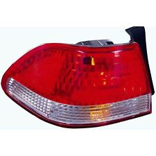 for 2001 2002 Honda Accord Sedan LH Left Driver side Tail lamp Taillight On Body