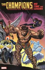 The Champions No Time For Losers #1 Comic Book 2016 - Marvel