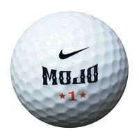 50 Nike Mojo Golfbälle im Netzbeutel AA/AAAA Lakeballs gebrauchte Bälle Golf