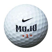200 Nike Mojo Golfbälle im Netzbeutel AA/AAAA Lakeballs gebrauchte Bälle Golf