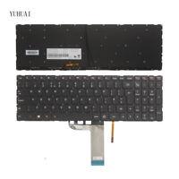 For Lenovo flex 3-15 FLEX 3-1570  FLEX 3-1580 Edge 2-15 UK laptop Keyboard