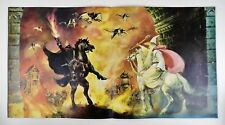 "1980 J.R.R. Tolkien ""Great Illustrators Edition"" Calendar with Mailer – Euc"