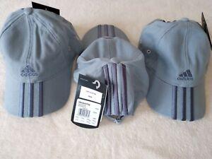 Adidas 6 Panel 3 Stripes Cap Mens Sports Baseball Golf Caps Women Adult Training