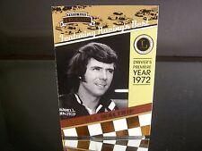 Rare Darrell Waltrip #88 Gatorade Press Pass Legends 2011 Card #35