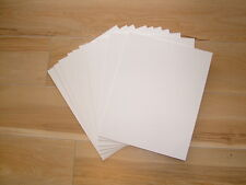 """6 x Professional Picture Framing Mat Board Backing 11"""" x 14"""""""